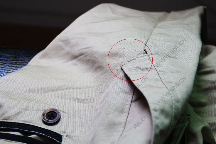 淘宝网购裤子质量